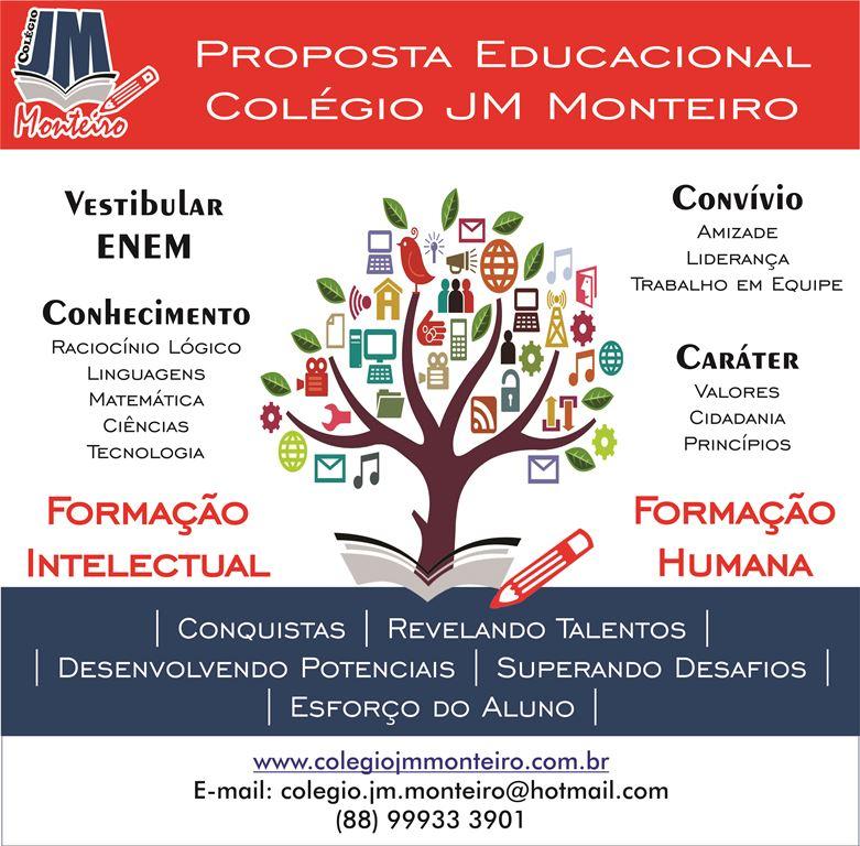 PROPOSTA EDUCACIONAL - JM MONTEIRO 2017 (Facebook)
