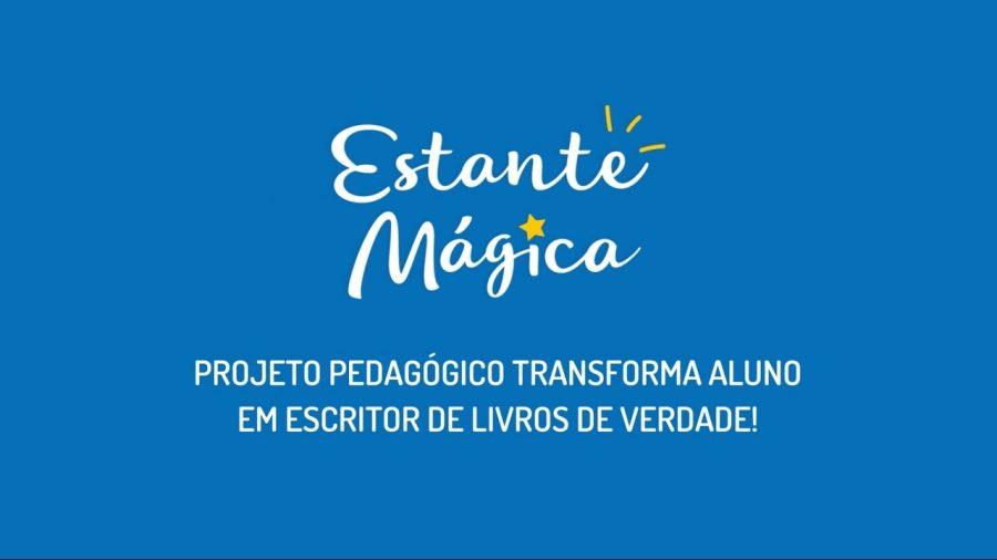 Solenidade de autógrafos do Projeto Estante Mágica