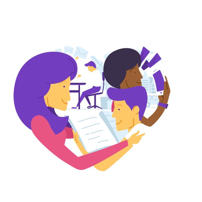 Agenda digital para uma comunicação escolar de qualidade
