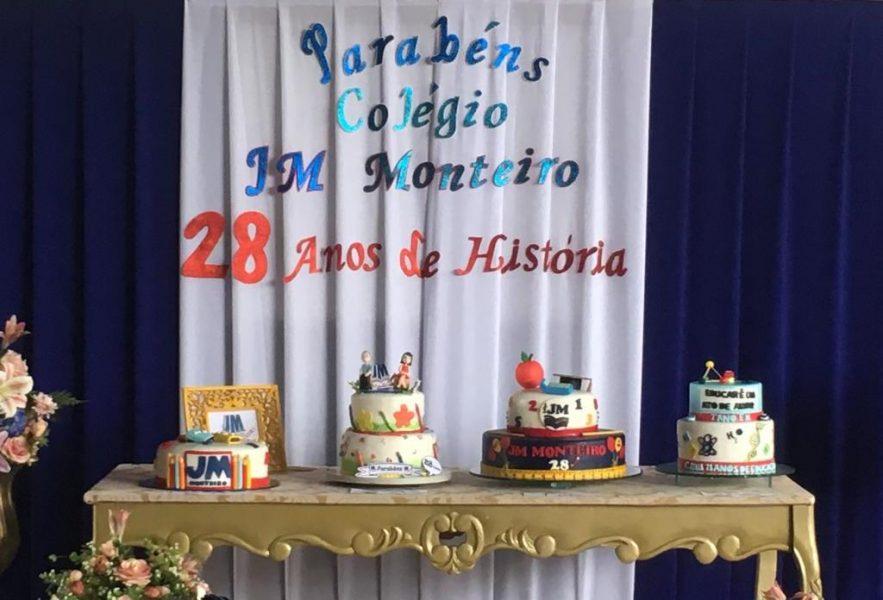 Aniversário 28 anos CJMM