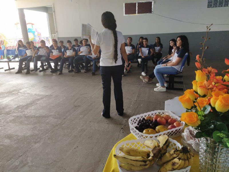 Café Literário Turmas 6º ano